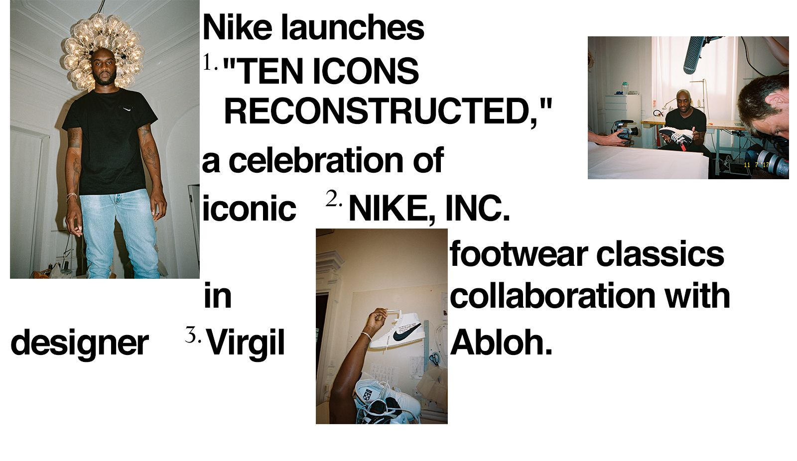 af6e105e12fe Virgil Abloh (OFF-WHITE) x Nike (Off-Campus The Ten) – FreshNewsNow